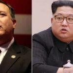 Secretario de Estado Mike Pompeo sostuvo encuentro secreto con norcoreano Kim Jong-un (VIDEO)