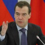 Rusia: Primer Ministro ordena preparar medidas de respuesta contra las sanciones de EEUU
