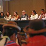 Cumbre de las Américas: Villanueva destaca presencia de pueblos indígenas (VIDEO)