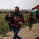 HRW considera ilegales muertes de palestinos por fuego israelí en Gaza