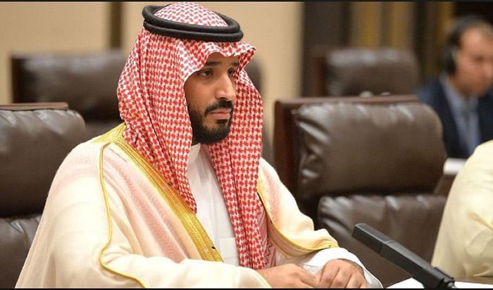 Príncipe heredero Arabia Saudí defiende derecho de israelíes a tener su Estado