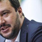 Salvini dice que si gobierna Italia acabará con sanciones absurdas a Rusia