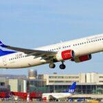 Suecos pagarán más por su billete de avión para compensar contaminación