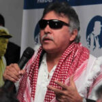 Colombia: Jurisdicción Especial para la Paz decidirá futuro de exjefe de las FARC Jesús Sentrich
