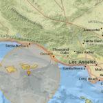 EEUU: Sismo de 5.3 grados de magnitud remeció a California este jueves (VIDEO)