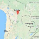 Un sismo de magnitud 6.6 sacude el sureste de Bolivia sin reporte de víctimas