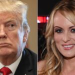 Stormy Daniels demandó por difamación al presidente Donald Trump