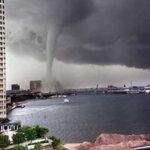 EEUU: Emiten alerta de tornado para esta tarde en condados deFlorida