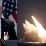 Trump: Nuestra acción es para marcar una fuerte disuasión en forma permanente (VIDEO)