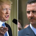 EEUU: Trump culpa a Siria de ataque químico sin ofrecer evidencias señala El Nuevo Herald