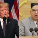 Donald Trump confirma que negocia conKim Jong-unla liberación de tres estadounidenses (VIDEO)