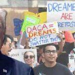 "Trump retira ""oferta"" sobre Daca que protege adreamers y amenaza a México con fin del TCLAN (VIDEO)"