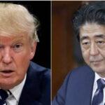 Trump dialogará con primer ministro japonés sobre cumbre con norcoreano Kim Jong-un (VIDEO)