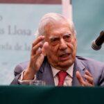 Vargas Llosa: No quiero una sociedad en que las pantallas derroten a los libros