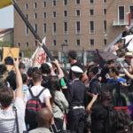 Italia: Protestas contra las barreras para el control de turistas en Venecia