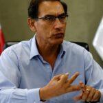 Martín Vizcarra felicita elección de Mario Abdo como presidente paraguayo
