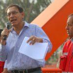 Pulso Perú: Popularidad de Martín Vizcarra alcanza el 54%