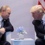 Trump propuso a Putin reunirse en la Casa Blanca, según el Kremlin