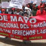 1° de Mayo: Trabajadores latinoamericanos piden protección a derechos laborales