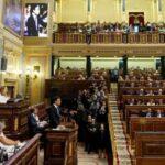 Moción de censura contra Rajoy se debatirá el 31 de mayo y el 1 de junio