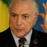 Brasil: Temer completa dos años como el más impopular de los presidentes