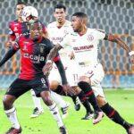 Universitario iguala 1-1 con FBC Melgar por la fecha 1 del Torneo Apertura