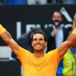 Rafael Nadal gana el Master 1000 de Roma al vencer al alemán Alexander Zverev