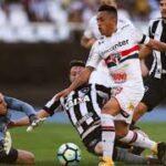 YouTube: Gran asistencia de Christian Cueva para empate de Sao Paulo 2-2 con Mineiro