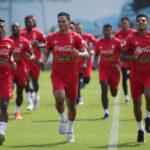 Selección peruana cumple octavo día de entrenamiento en la Videna