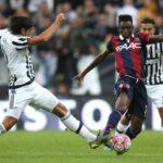 Juventus vence 3-1 al Bolonia y se acerca al título de la Serie A de Italia