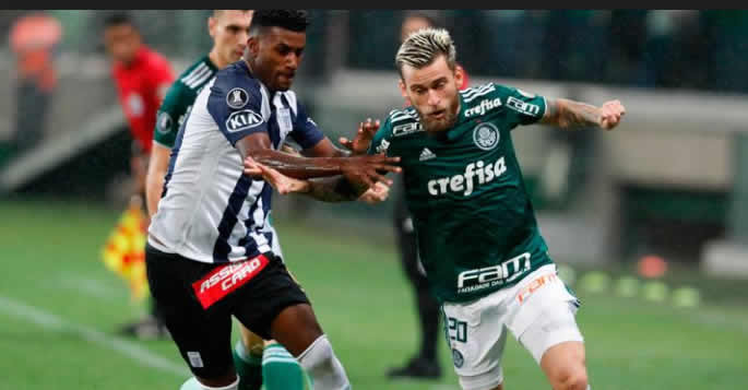 Miguel Ángel Borja continúa la buena racha con el Palmeiras