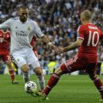 Empate 2-2 con Bayern Munich sirve a Real Madrid jugar la final de la Champions League
