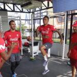 Selección casi completa inicia segunda semana de trabajos en la Videna