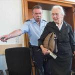 Alemania: Encarcelan a octogenaria 'abuela nazi' condenada por negar el Holocausto (VIDEO)