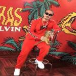 Regatonero J Balvin quiere hacer vibrar al mundo con su música en español