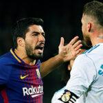 Barcelona con diez hombres empata 2-2 el clásico ante Real Madrid