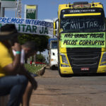 Temer anuncia reducción de precio del diesel para poner fin a huelga de camioneros