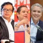 Colombia: Candidatos se reaniman al final de una campaña polarizada