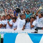 Sporting Cristal se coronó campeón del Torneo de Verano 2018 (Fotos y Videos)