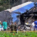 Cuba: Se eleva a 110 la cifra de muertos en avión accidentado