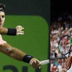 Mutua Madrid Open: Del Potro y Raonic a octavos y Dimitrov dice adiós