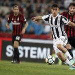 Copa Italia: Juventus conquista su 4° título consecutivo goleando 4-0 al Milan