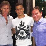 Beto da Silva arribó anoche a Lima y Gareca revela hoy lista de convocados