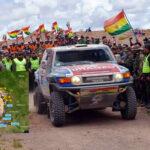 Rally Dakar 2019: Bolivianos aún no saben si evento atravesará por su país