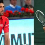 Djokovic y Sharapova siguen adelante en el torneo Mutua Madrid Open