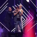 Eurovisión 2018: Lágrimas, muchos nervios y un espontáneo en la gala final