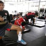 Selección peruana: Edison Flores se incorporó a los entrenamientos en la Videna