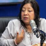 Congresista María Elena Foronda señala que sentenciada por terrorismo ya no trabaja en su despacho