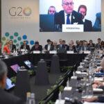 Argentina: Cancilleres de los países del G-20 levantan la bandera del multilateralismo