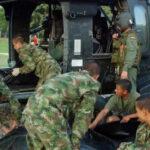 Colombia: Bombardean campamento de disidentes de las FARC, 8 extremistas abatidos